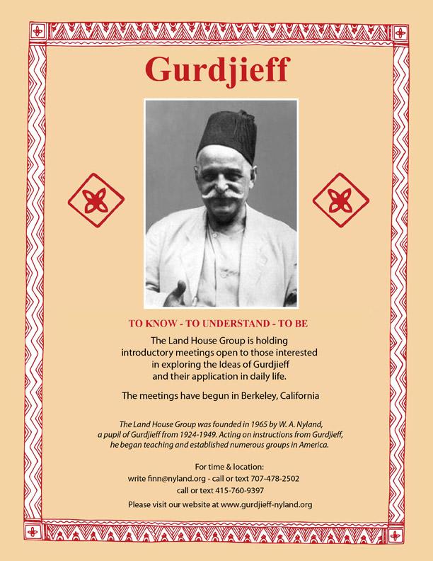 Gurdjieff Meetings